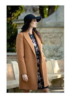 Płaszcz damski Butik Choice