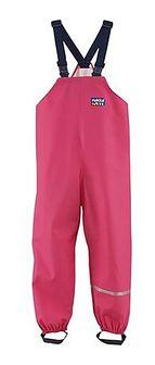 Spodnie dziewczęce różowe Rukka