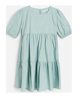 Sukienka dziewczęca Reserved bawełniana
