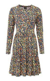 Sukienka Bonprix z długim rękawem mini