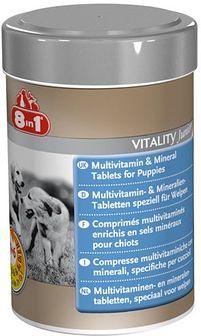 8IN1 Preparat witaminowy multi vitamin- puppies 100 tabl.