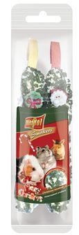 VITAPOL Smakers świąteczny dla gryzoni i królika vitaherbal