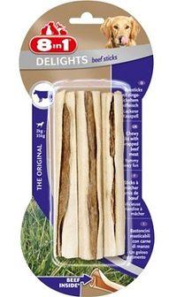 8IN1 Beef Delights Bone Sticks 3 szt.