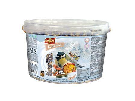 VITAPOL Pokarm dla sikorek 3 l 1.9 kg