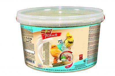 VITAPOL Piasek dla ptaków - wiadro 3 l 5.4 kg