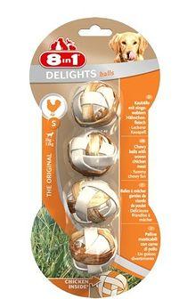 8IN1 Delights Balls S