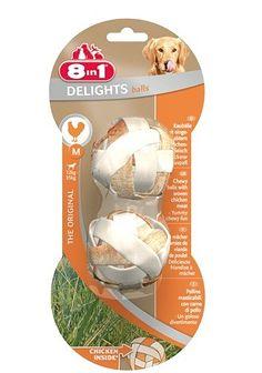 8IN1 Przysmak Delights Balls M