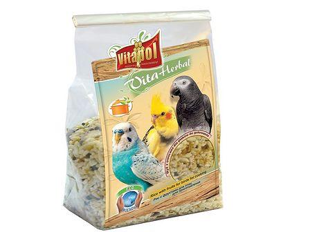 VITAPOL Ryż z owocami do gotowania dla ptaków 130 g