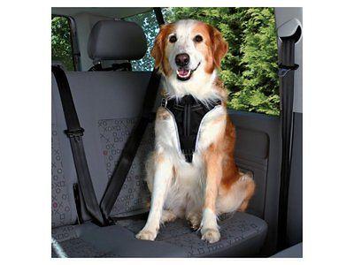 TRIXIE Szelki samochodowe dla psa ( XL ) 80–100 cm / 25 mm