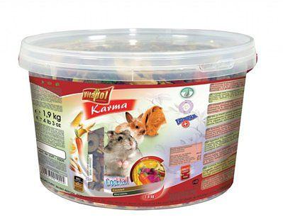 VITAPOL Koktajl dla gryzoni i królika 1.9 kg