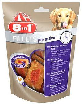 8IN1 Przysmak fillets pro active S 80 g