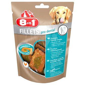 8IN1 Przysmak fillets Pro Breath S 80 g