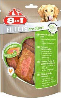 8IN1 Przysmak fillets Pro Digest S 80g