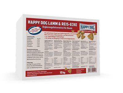 HAPPY DOG Cano rożki jagnięcina/ryż 10 kg