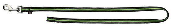 TRIXIE Smycz treningowa 1 m czarno-zielona