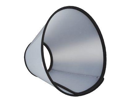 TRIXIE Kołnierz ochronny plastikowy z rzepem. x s: 18–23 cm/8 cm