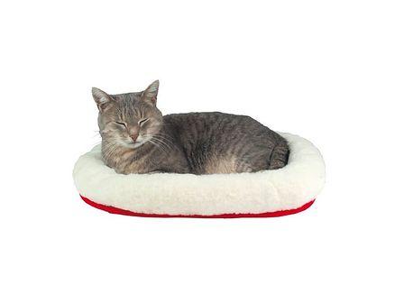 TRIXIE dla kota 45 x 30 cm  biało - czerwone