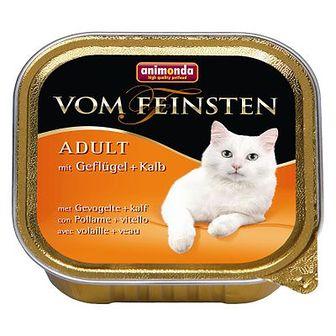 ANIMONDA Vom Feinsten Classic z drobiem i cielęciną 100 g