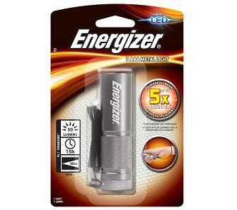 Energizer 3AAA Metal Light (638842)  - odbierz w sklepie!