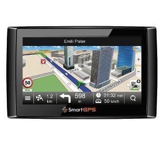 SmartGPS SG732 + MapaMap PL  - odbierz w sklepie!