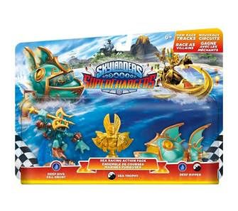 Activision Skylanders Superchargers - Racing Pack Sea