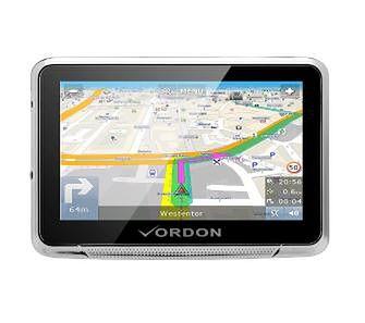 "Vordon GPS 4.5"" World"