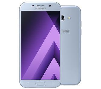 Samsung Galaxy A5 2017 (blue mist) - Raty 30x0%  - odbierz w sklepie!