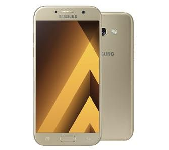 Samsung Galaxy A5 2017 (gold sand) - Raty 30x0%  - odbierz w sklepie!