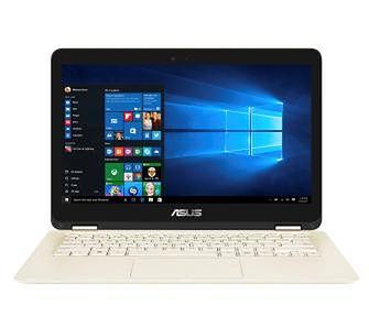 """ASUS ZenBook Flip UX360CA 13,3"""" Intel Core m3-7Y30 - 4GB RAM - 256GB Dysk - Win10"""