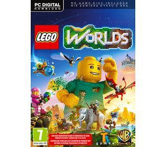 LEGO Worlds  - odbierz w sklepie!