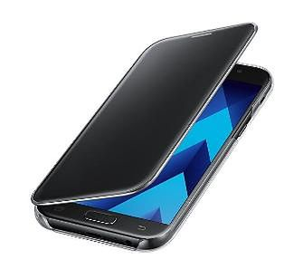 Samsung Galaxy A5 2017 Clear View Cover EF-ZA520CB (czarny)