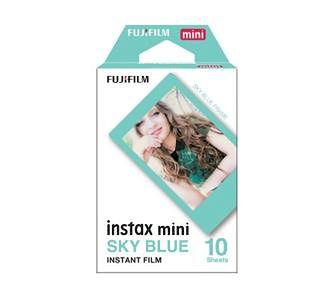 Fujifilm Instax Mini niebieska ramka 10 szt.
