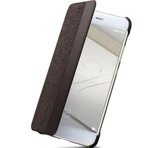 Huawei P10 Plus Smart View Cover (brązowy)