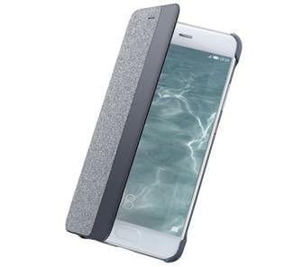 Huawei P10 Plus Smart View Cover (jasnoszary)
