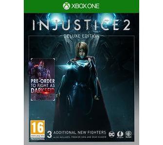 Injustice 2 - Edycja Deluxe