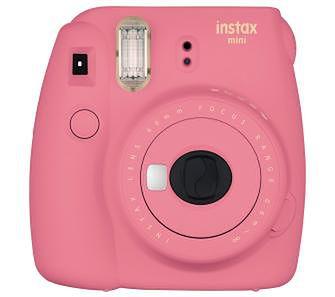 Fujifilm Instax Mini 9 (różowy)