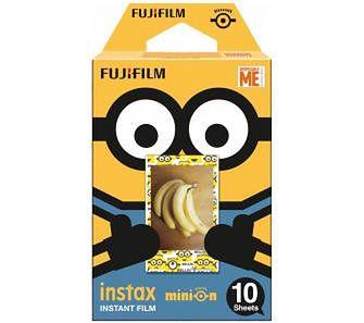 Fujifilm Instax Mini Minionki DMF Standard 10 szt.