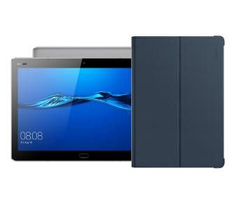 Huawei MediaPad M3 Lite 10 32GB LTE (szary) + etui