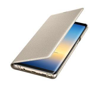 Samsung Galaxy Note8 LED View Cover EF-NN950PF (złoty)