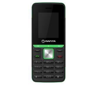 Manta AVO 3 TEL1712 (czarno-zielony)