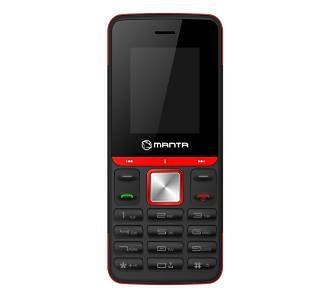Manta AVO 3 TEL1712 (czarno-czerwony)
