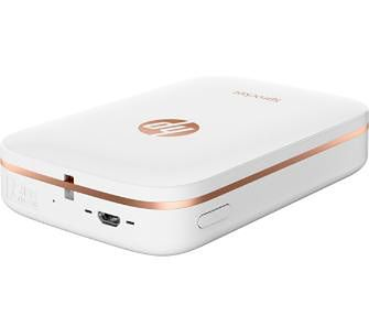 HP Sprocket Photo X7N07A (biały)