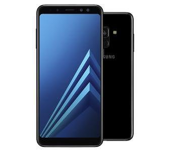Samsung Galaxy A8 (2018) czarny
