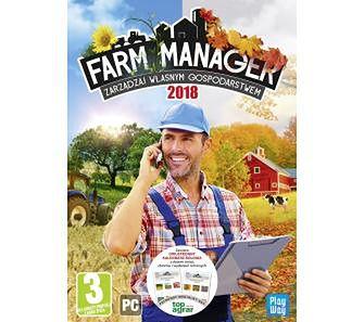 Farm Manager 2018  - odbierz w sklepie!
