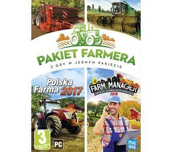 Farm Manager 2018 + Polska Farma 2017  - odbierz w sklepie!