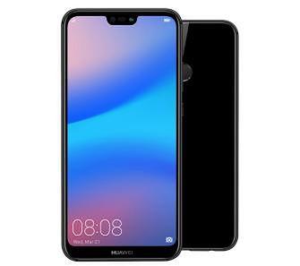 Huawei P20 Lite (czarny) - Raty 30x0%  - odbierz w sklepie!