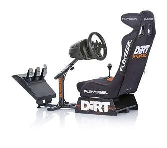 Playseat DiRT (czarny)