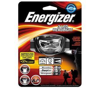 Energizer Headlight 3LED