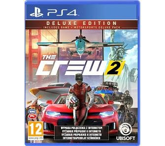 The Crew 2 - Edycja Deluxe