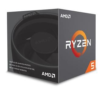 AMD Ryzen 5 2600 3,9 GHz AM4 (YD2600BBAFBOX)